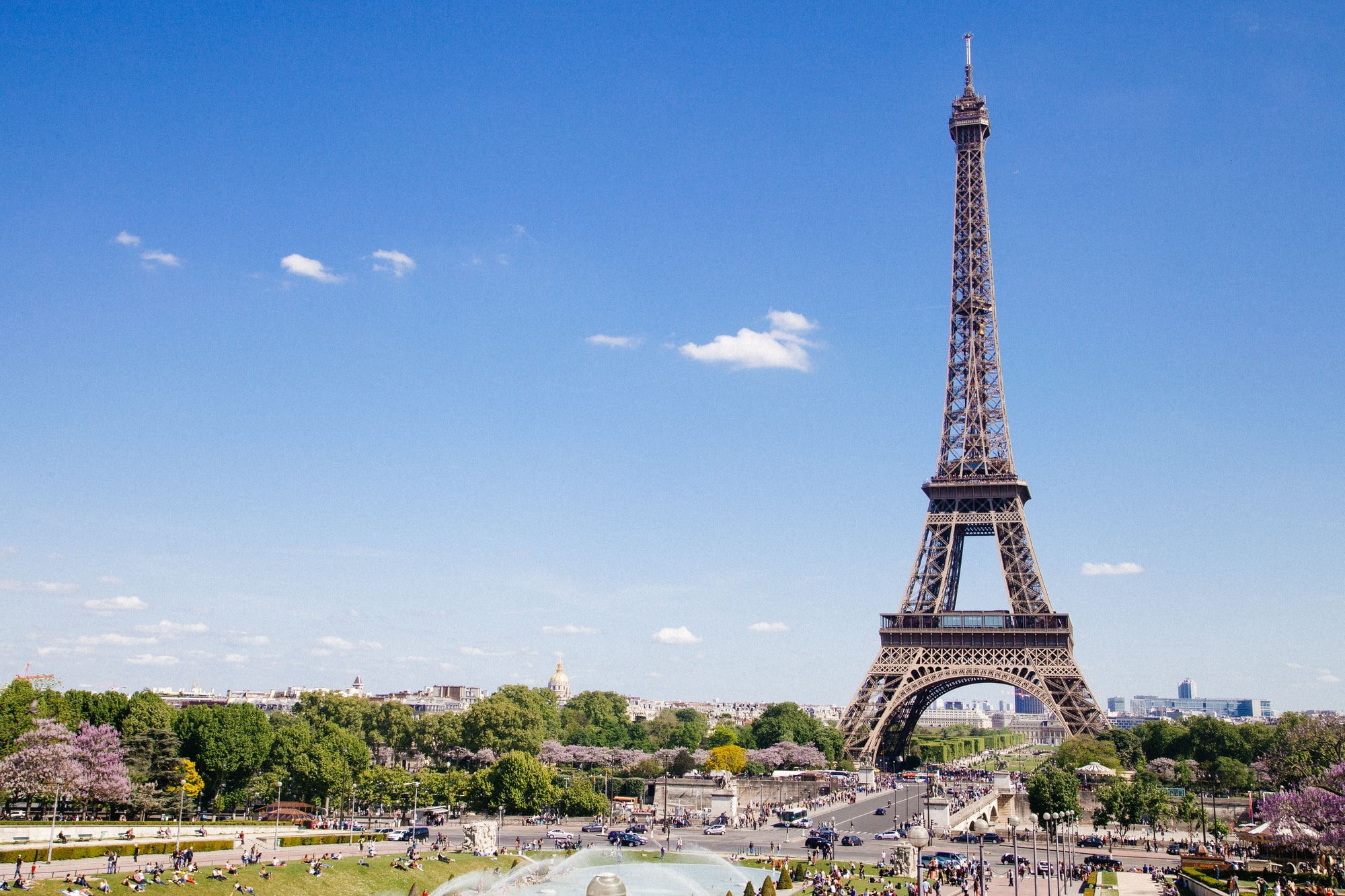 Flight Deal: $557 Seattle to Paris Roundtrip