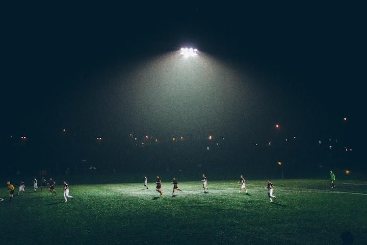 MY FOOTBALL: where it all began