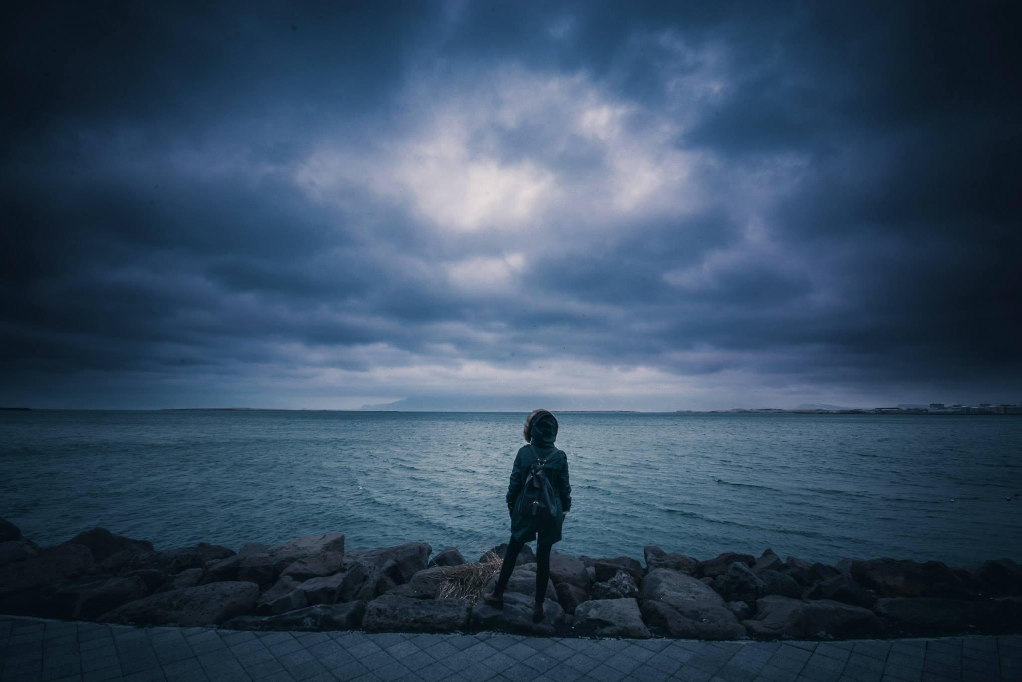Solitude happiness stories