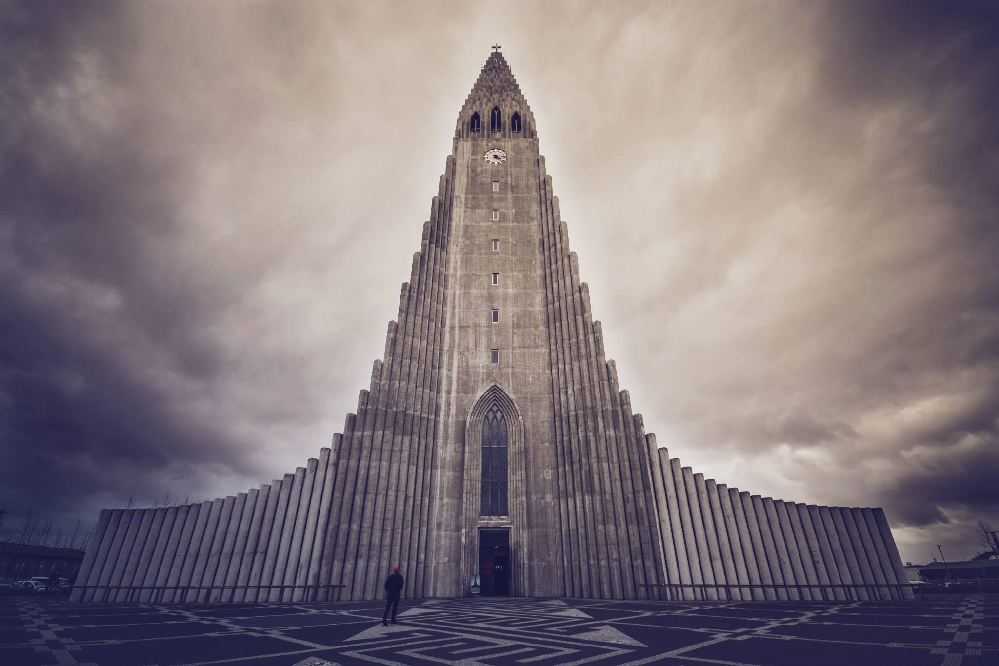 Church of Hallgrimur, Iceland