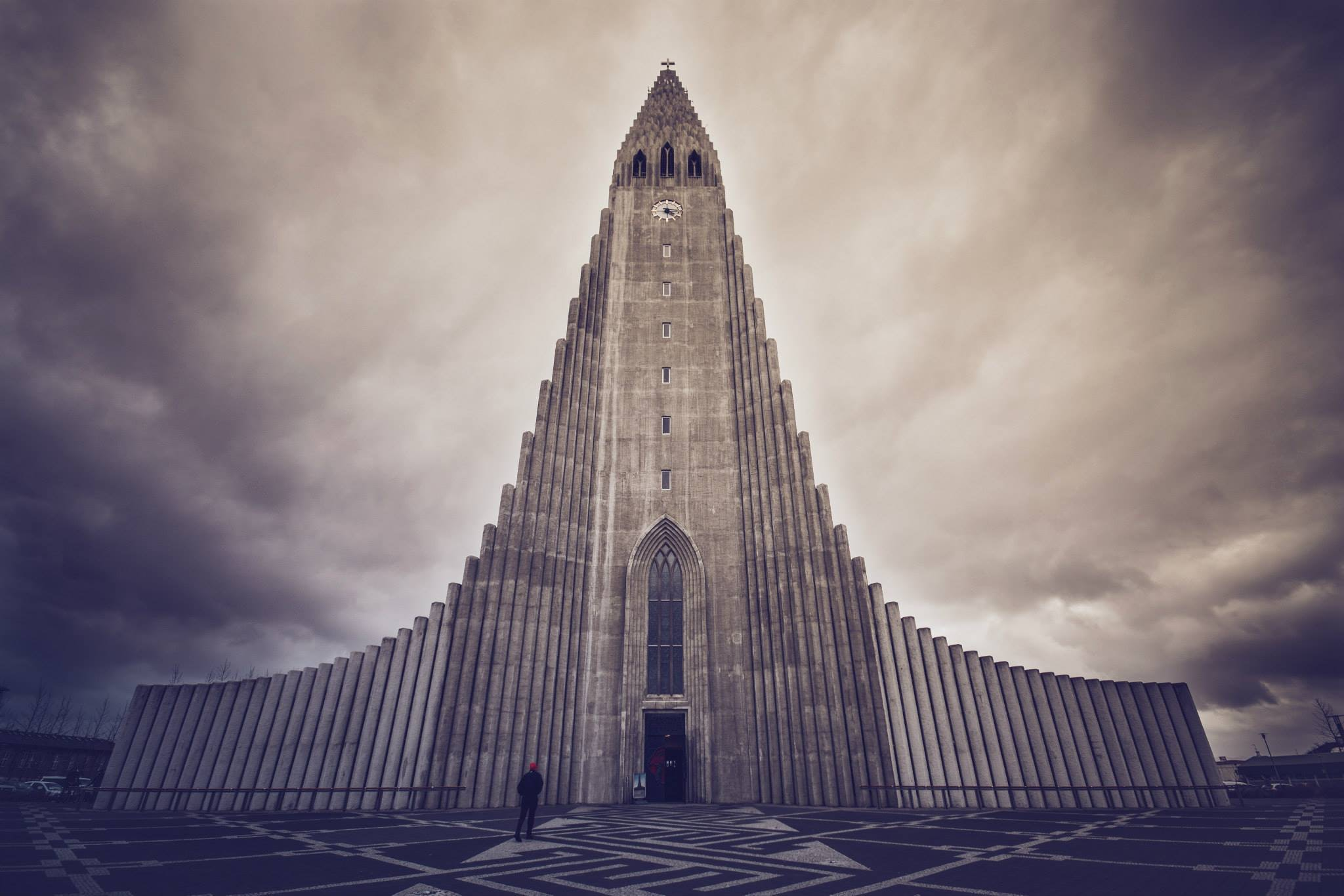 Church of Hallgrimur, Iceland