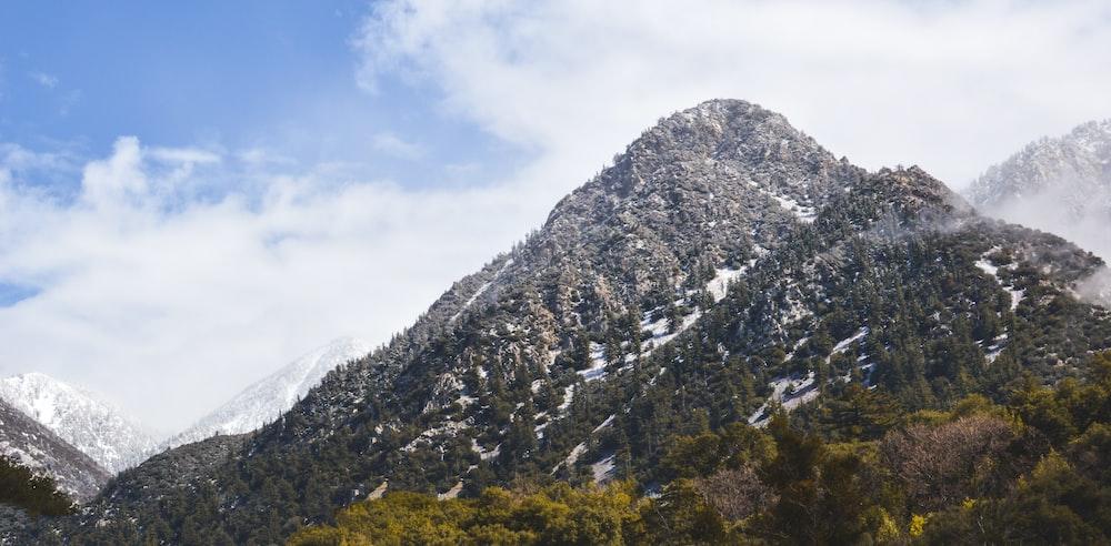 mountain alps