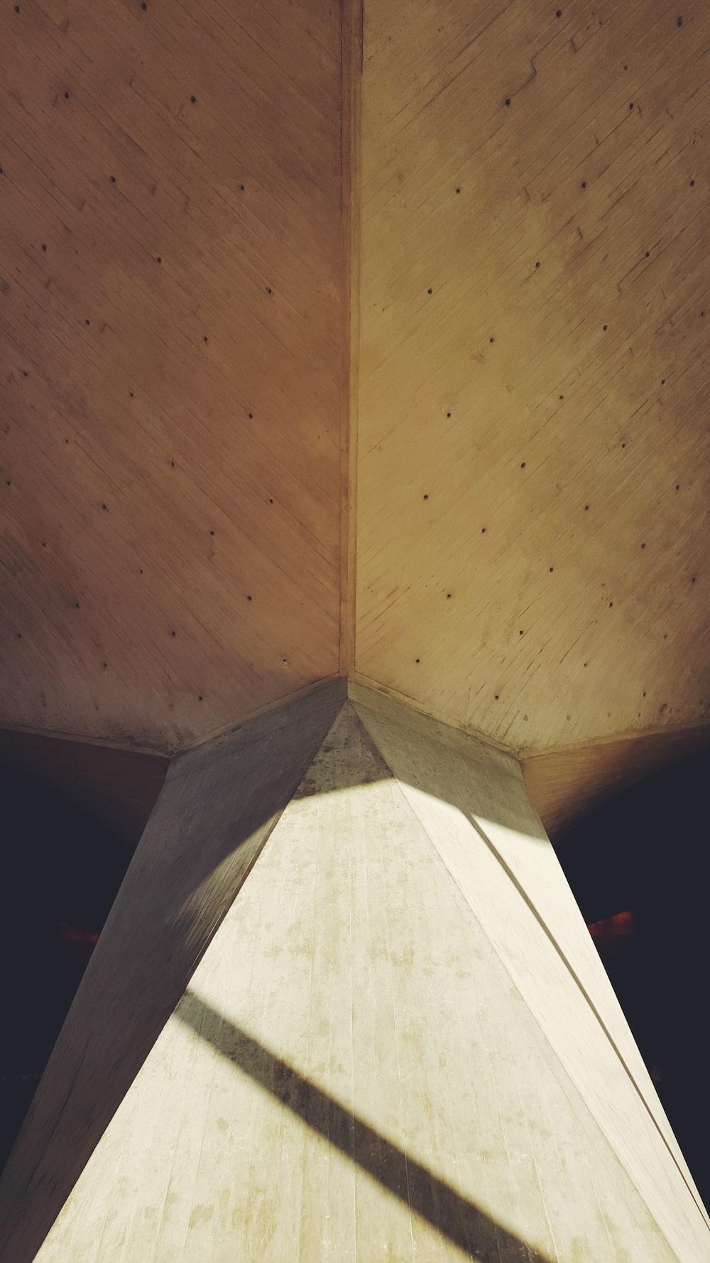brown wooden baord