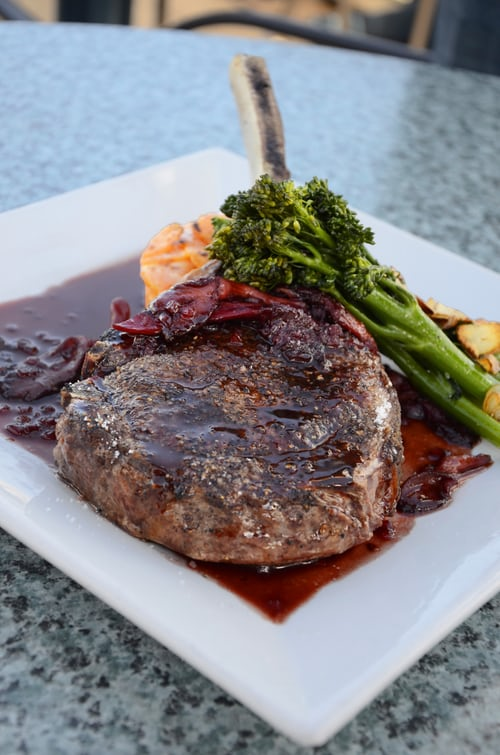 Does too much meat intake pose a health risk?