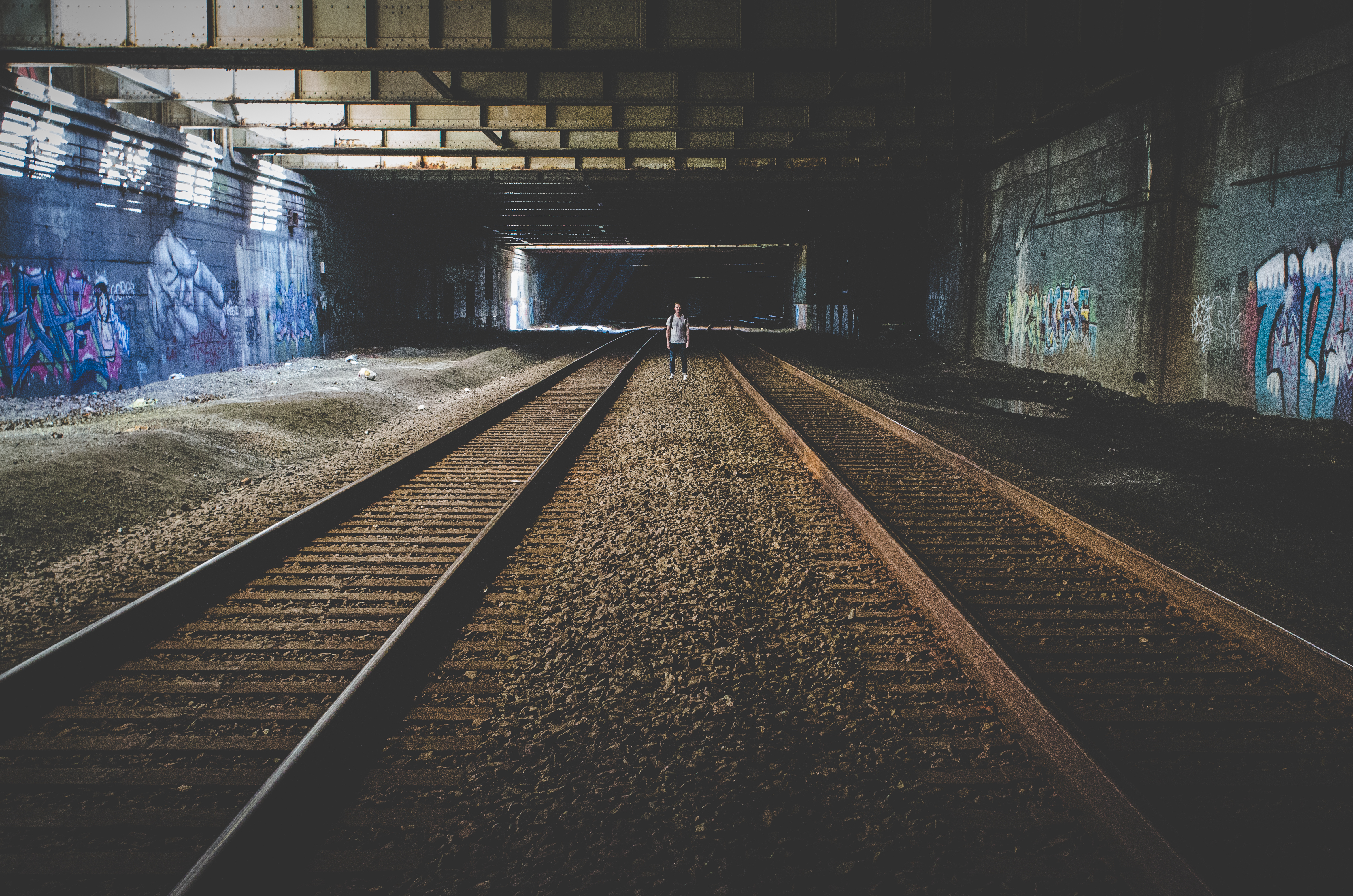 Prompt Writing: Railroad Station