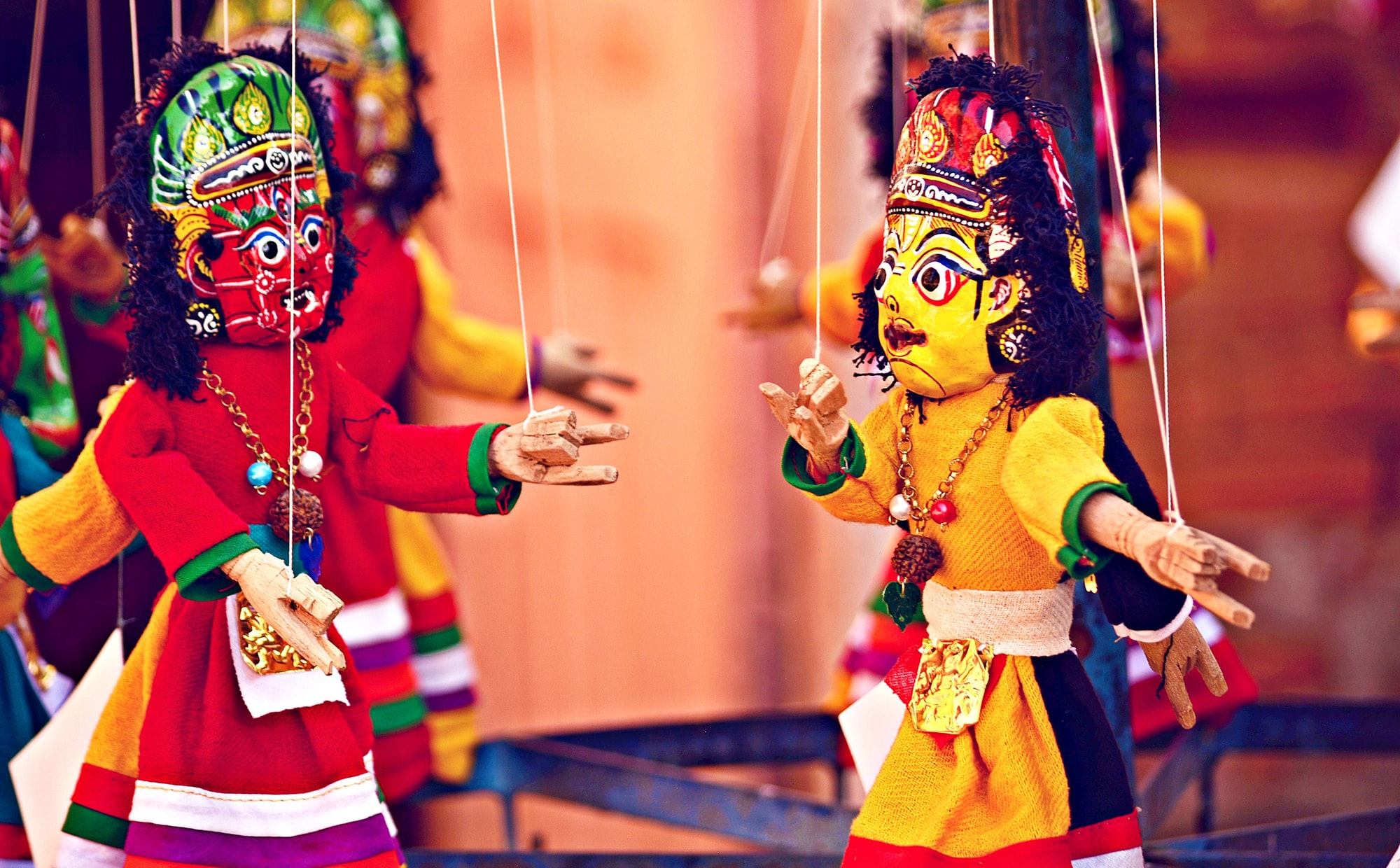 A quick glance at Kathputli craft and its place in Rajasthan's culture