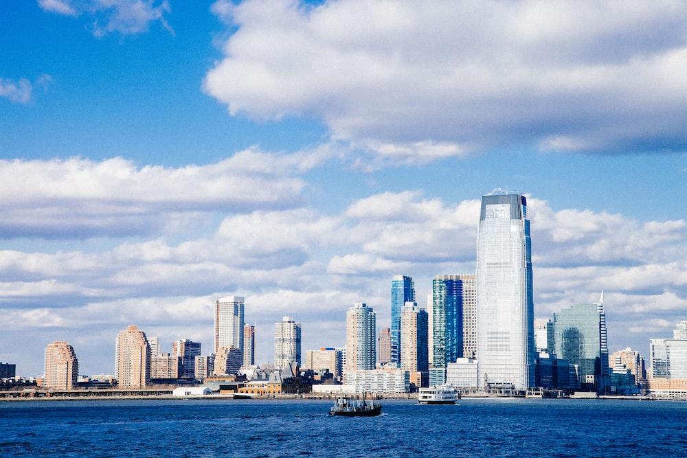 city skyline under clear sky