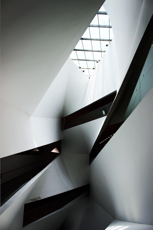 building interior view