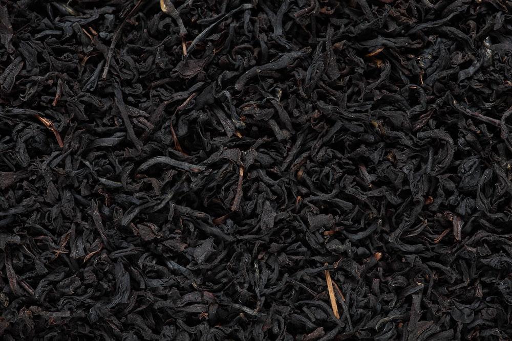 black burnt matchsticks closeup photography