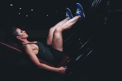 Benmuskler: Liste og øvelser til muskler i benet