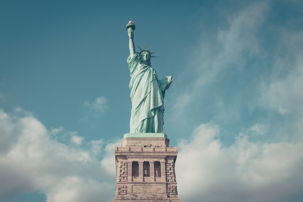Statue of Liberty at daytime