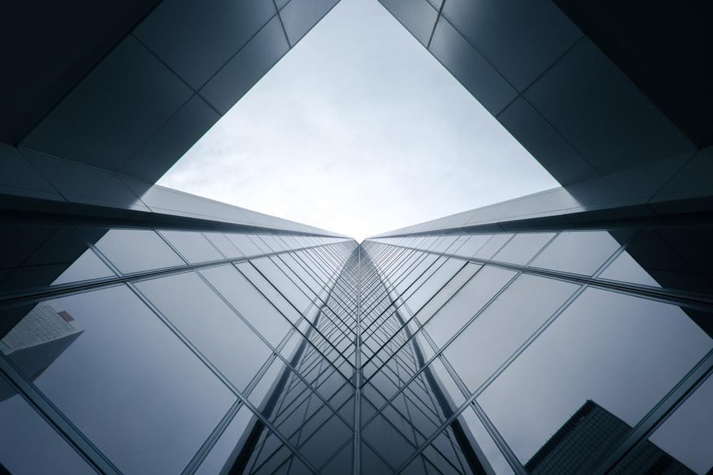 worms eye view of building during daytime
