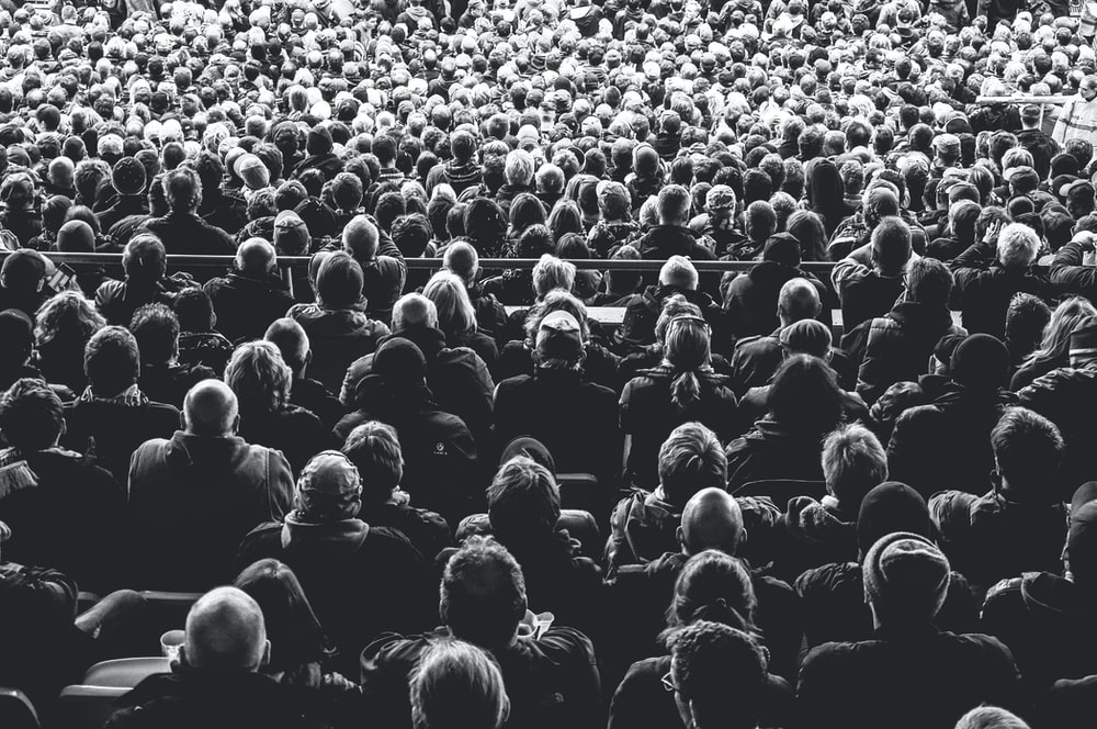 People crowd person and audience hd photo by davide ragusa davideragusa on unsplash