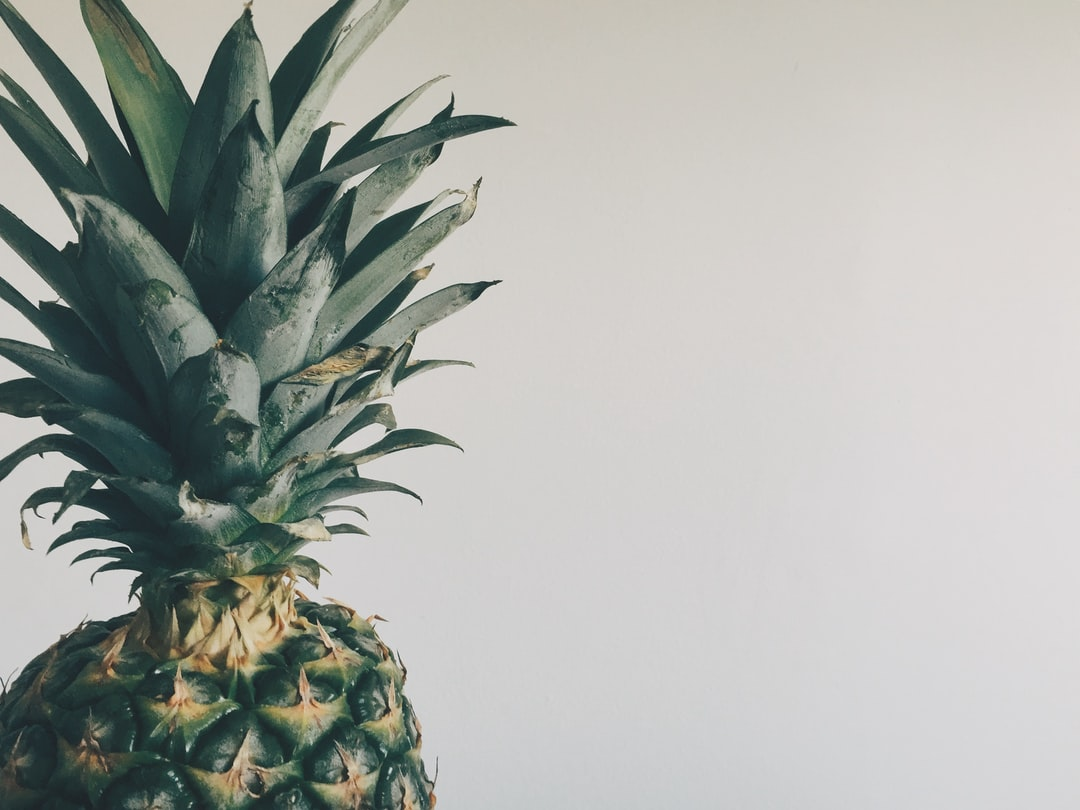 1st pineapple image uploaded for free download