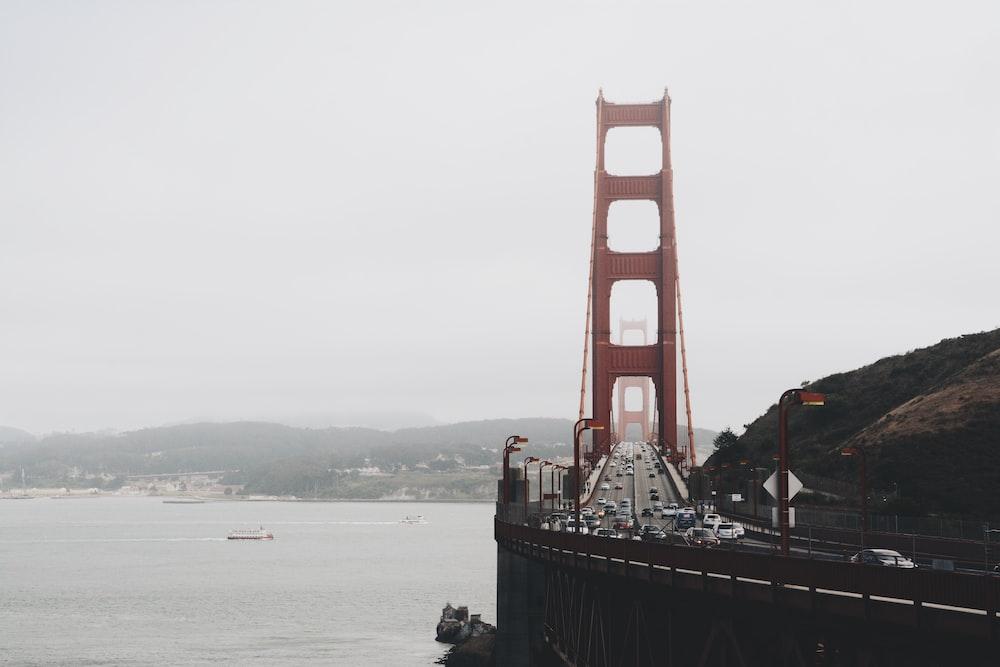 Golden Gate Bridge landscape photography