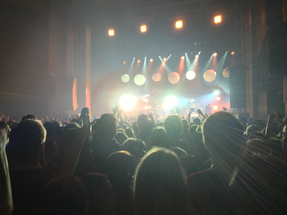 Passion Pit concert at Metropolis in Montreal
