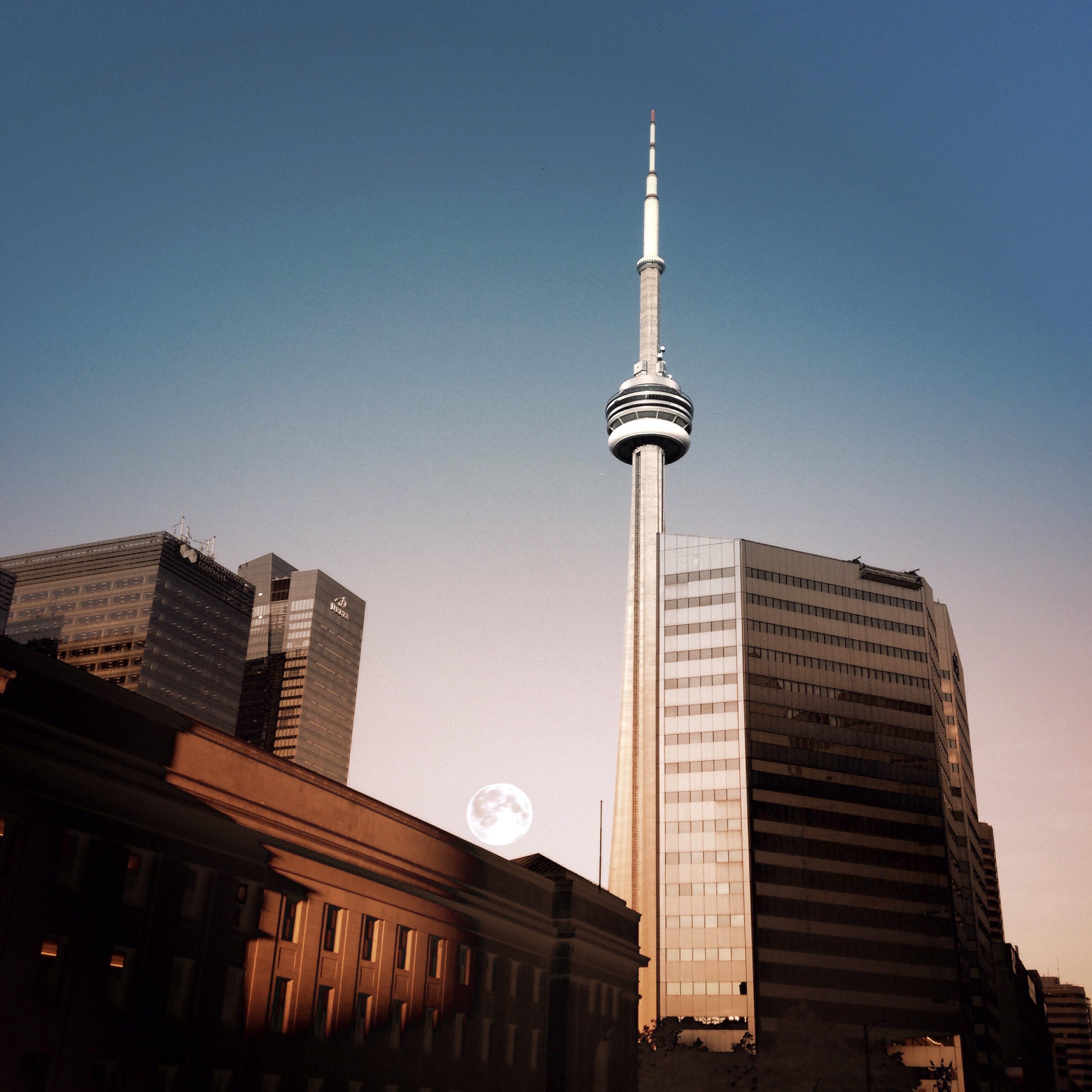 CM tower