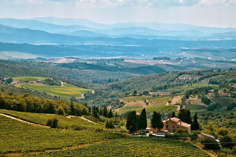 Wine region, Chianti