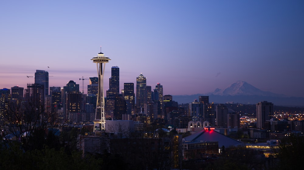 Best sunsets in the US, prettiest sunsets in the US, where to see the best sunsets in seattle, where to see the best sunsets in the USA