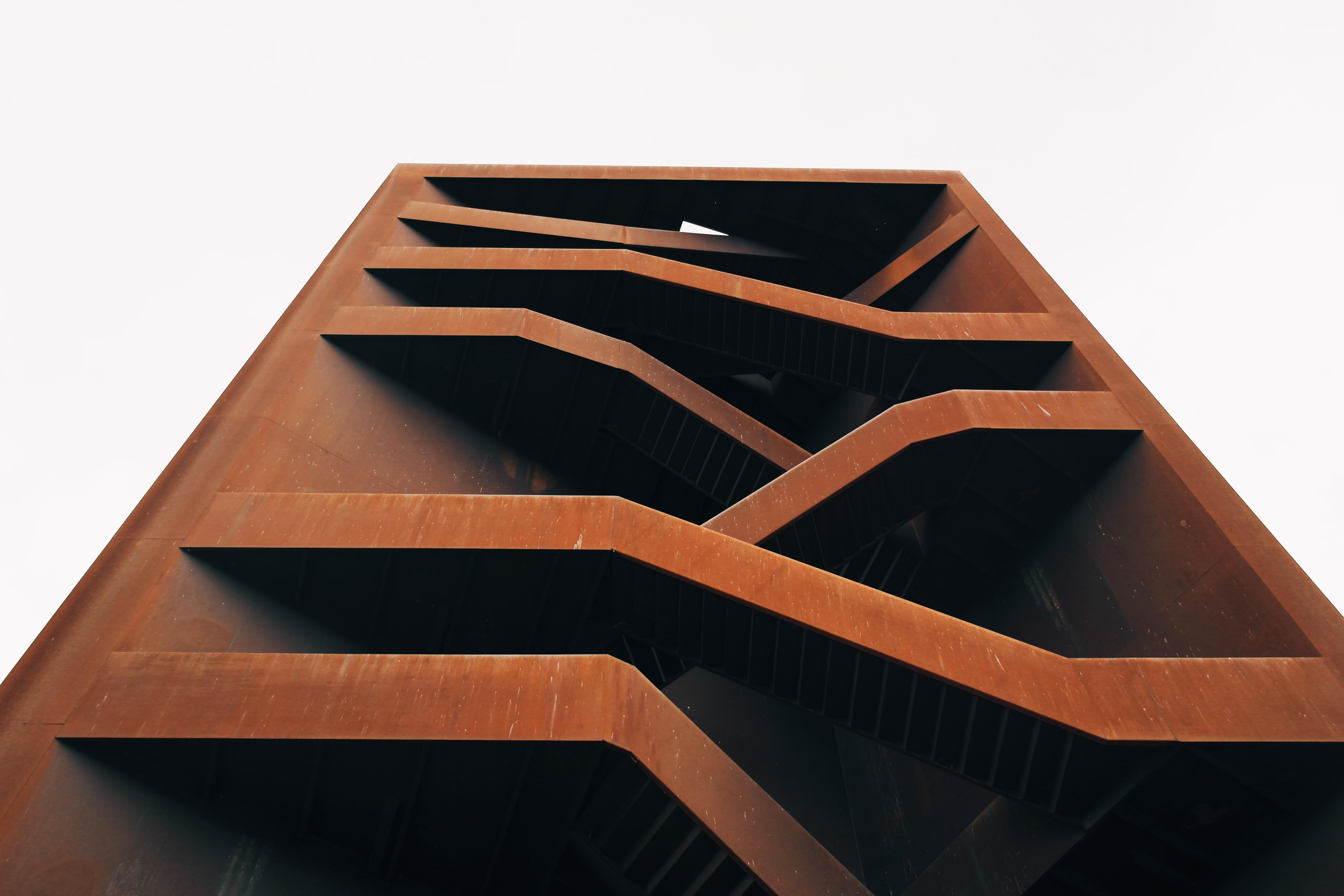 rectangular brown wooden board