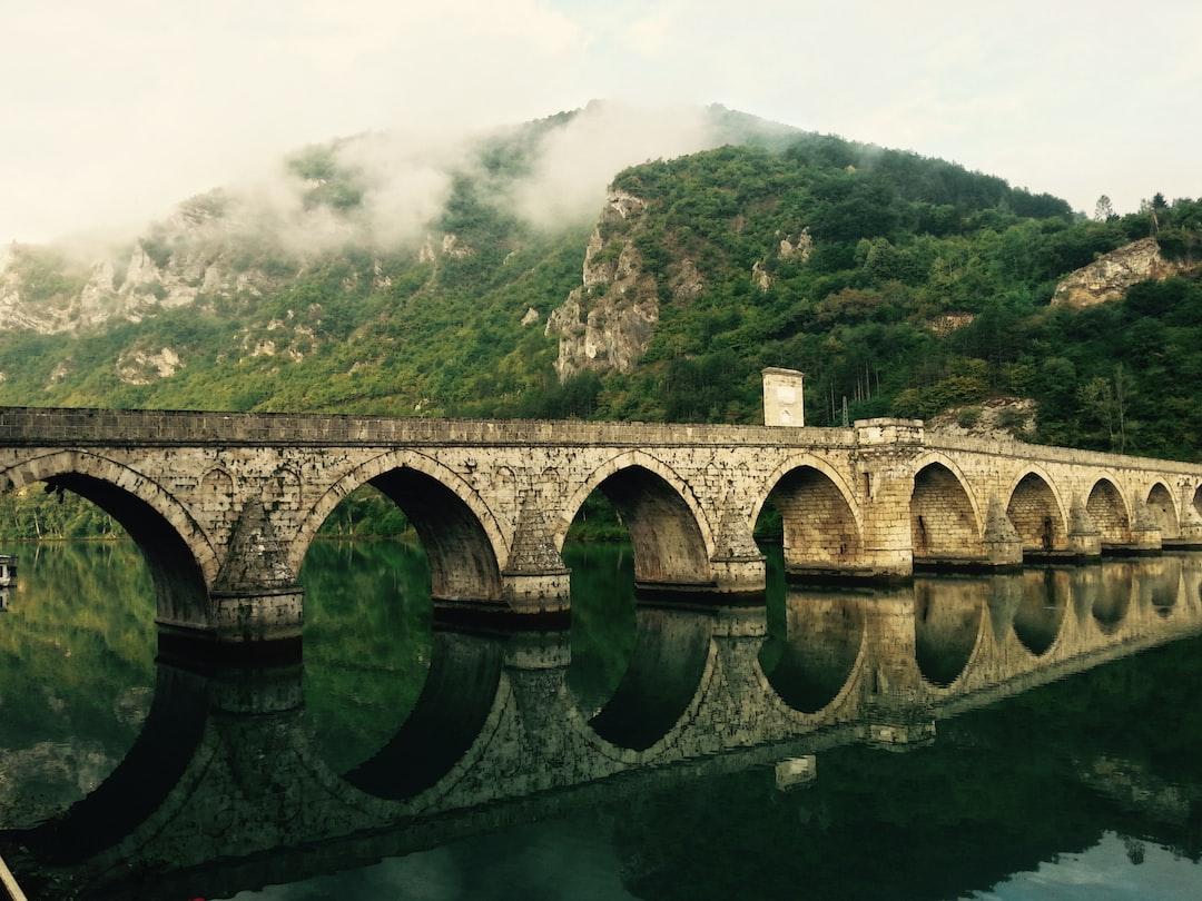 Bridge over the Drina