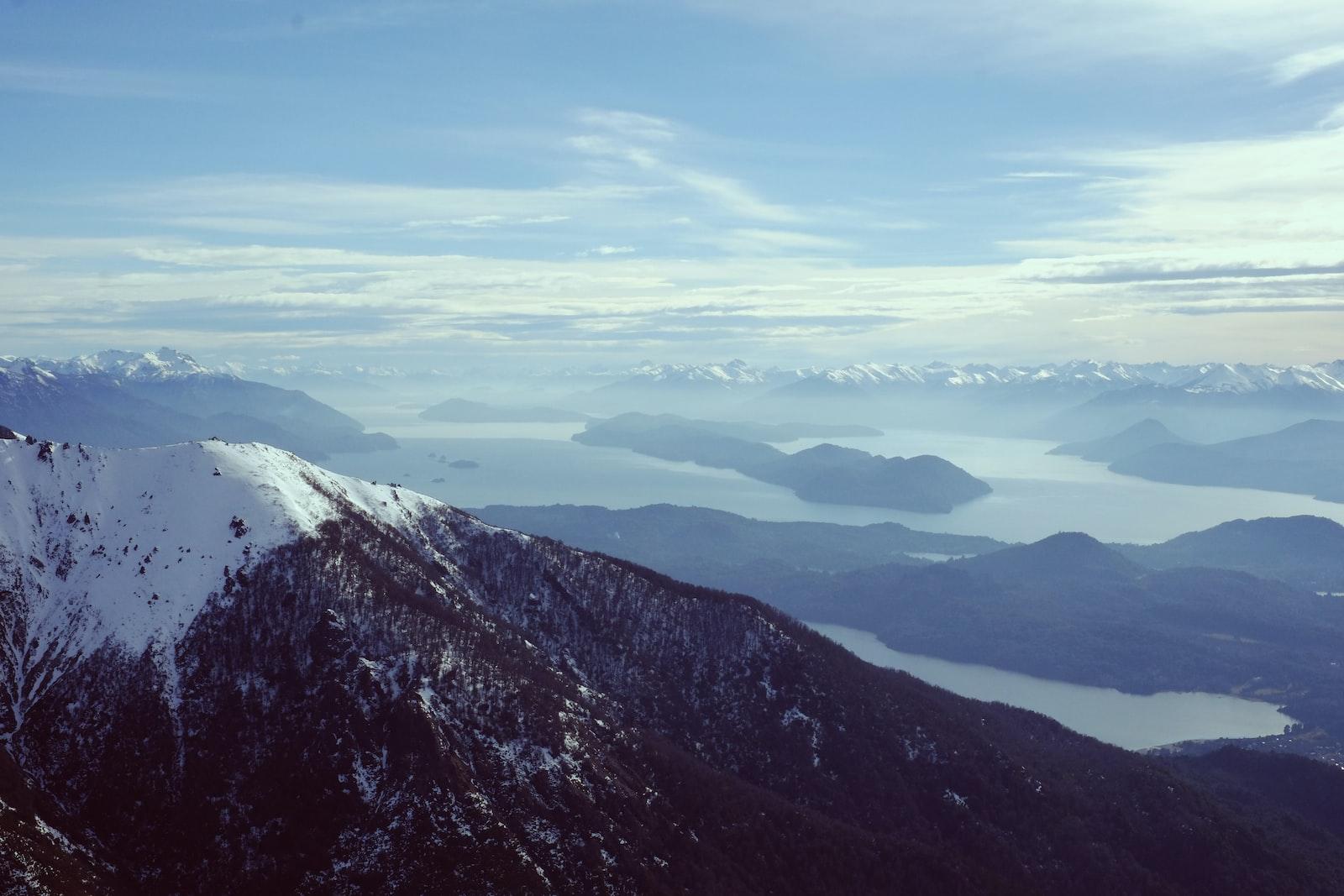 """Fujifilm X-E1 sample photo. """"Snow top mountain taken"""" photography"""