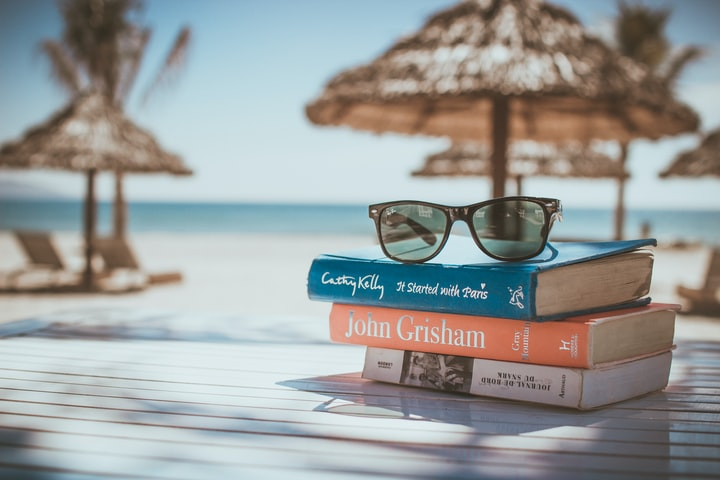 My Top 5 Light Summer Reading Recommendations