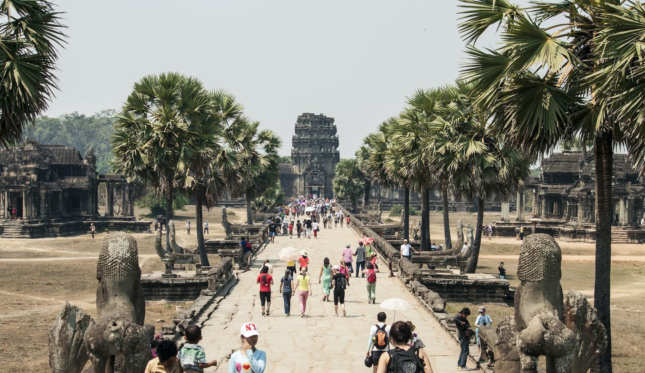 siti UNESCO nel mondo, angkor wat, cambogia, patrimonio dell'umanità