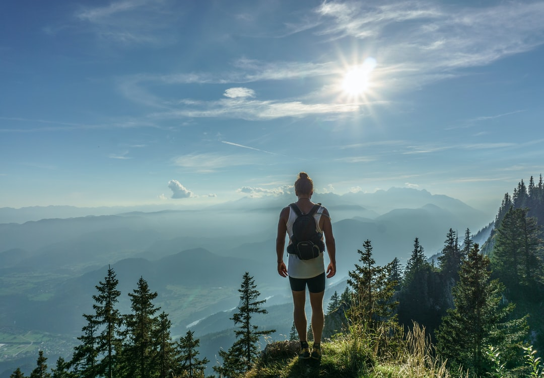 Hiking a Jesenice mountain