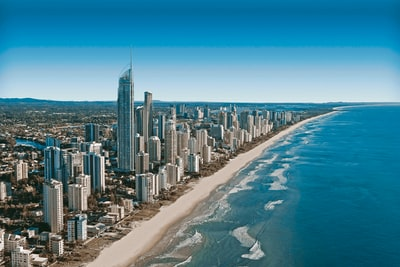 burj al arab australia zoom background