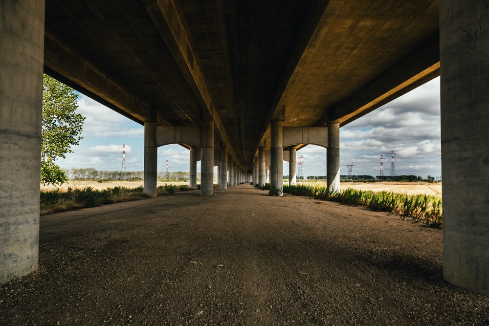 under the bridge road