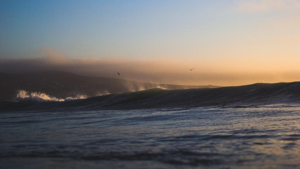 ocean water during daytime
