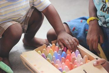 Le CAP Accompagnement Educatif Petite Enfance