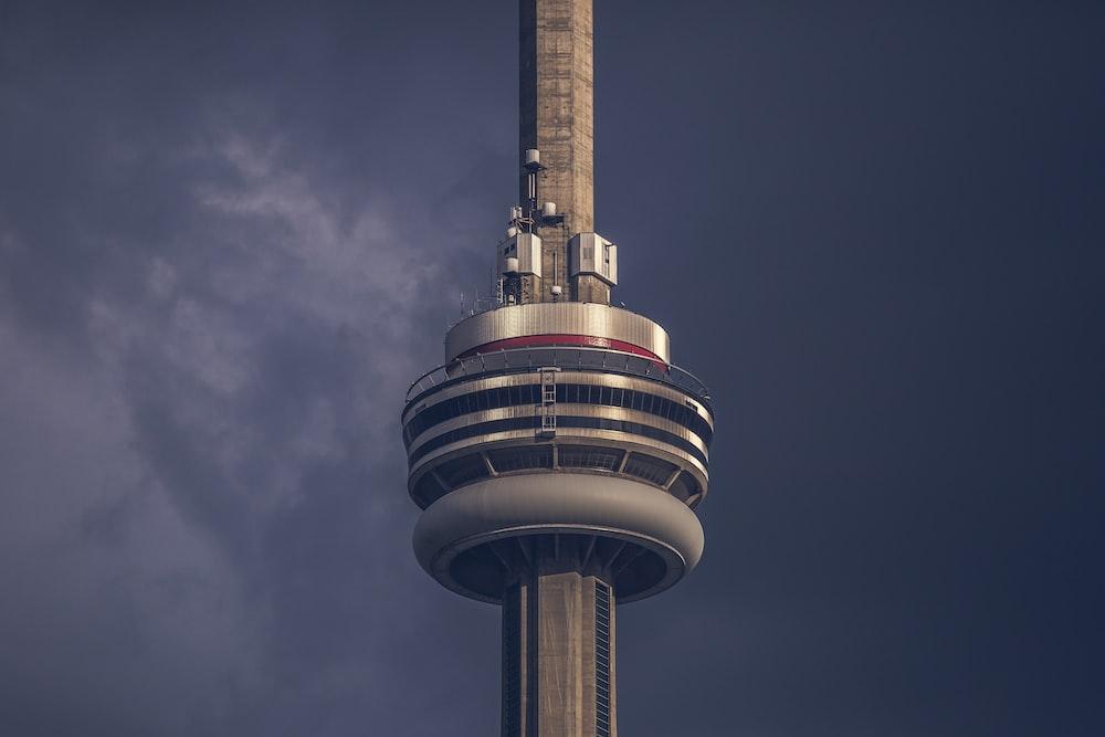 Closeup Photography Of Tower