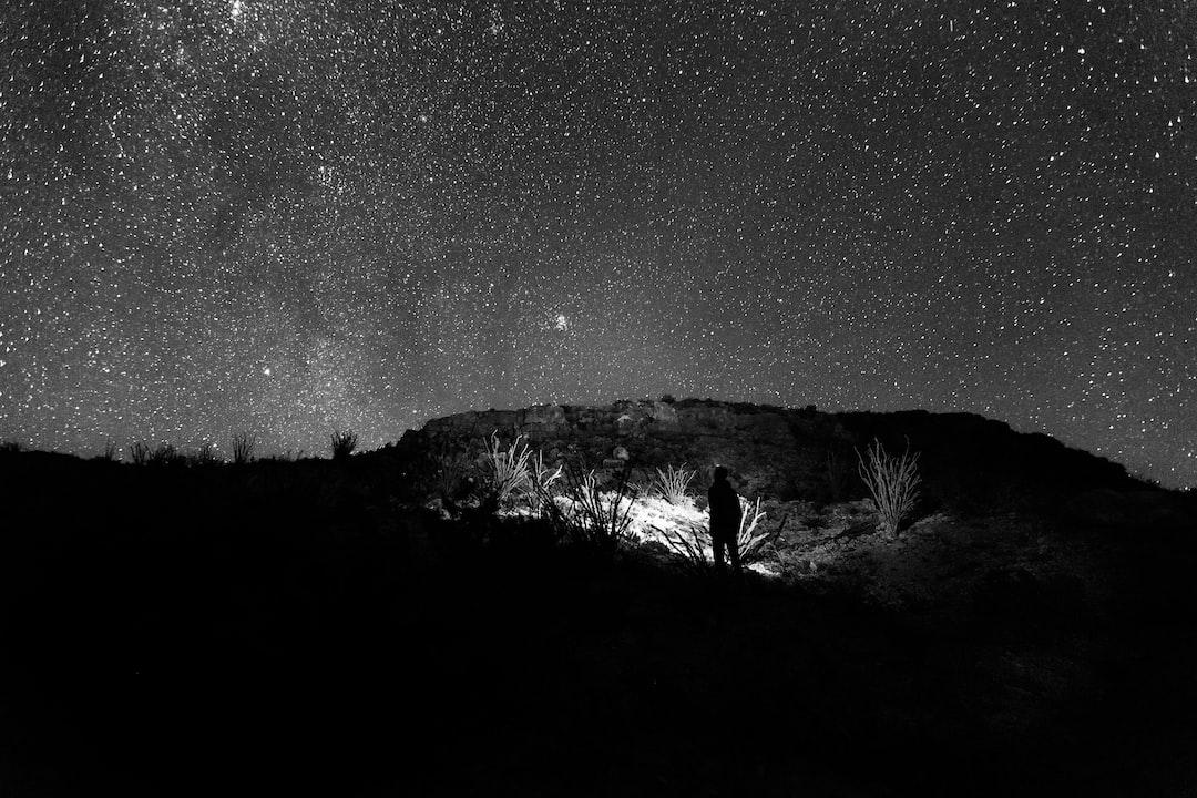 Big Bend Night Stars