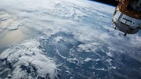 NASA Satellite view of Earth