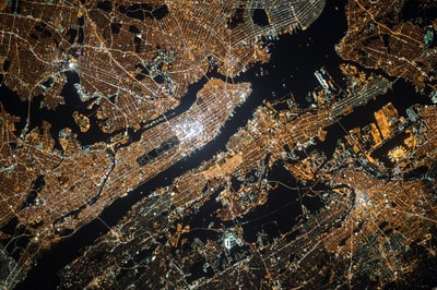 satellit,view,of,citi,light,of,new,york,citi,at,night