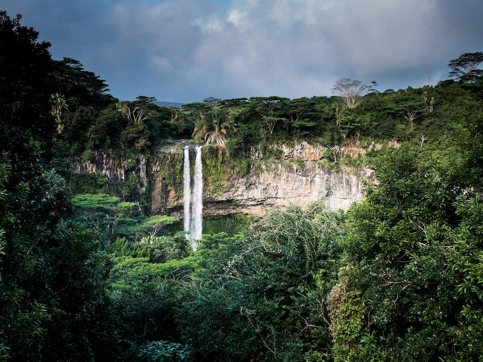 Chamarel Waterfall, Maurice