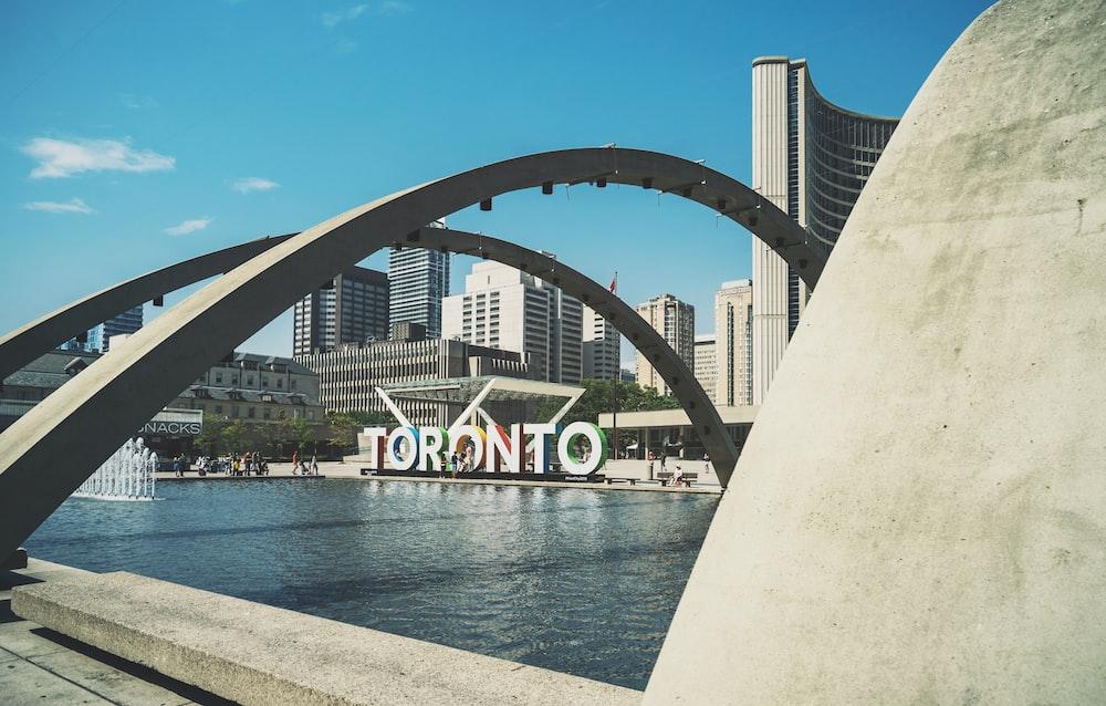 Toronto building during daytime