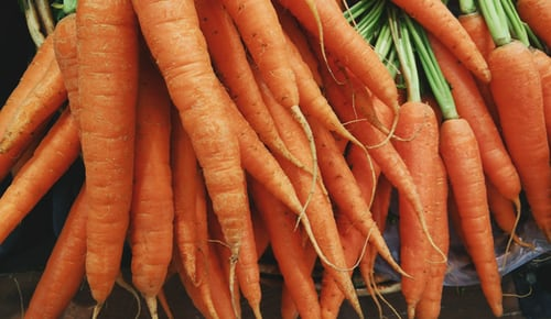 Vitamin A-rich carrots, broccoli lower risk of skin cancer