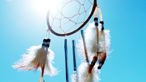 Dreamcatchers and Indigenous Creators