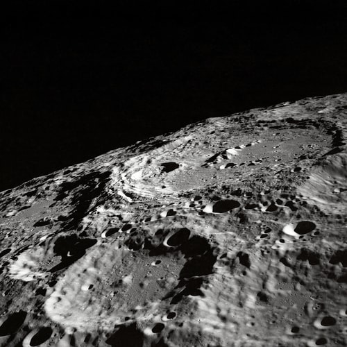 Moon Surface