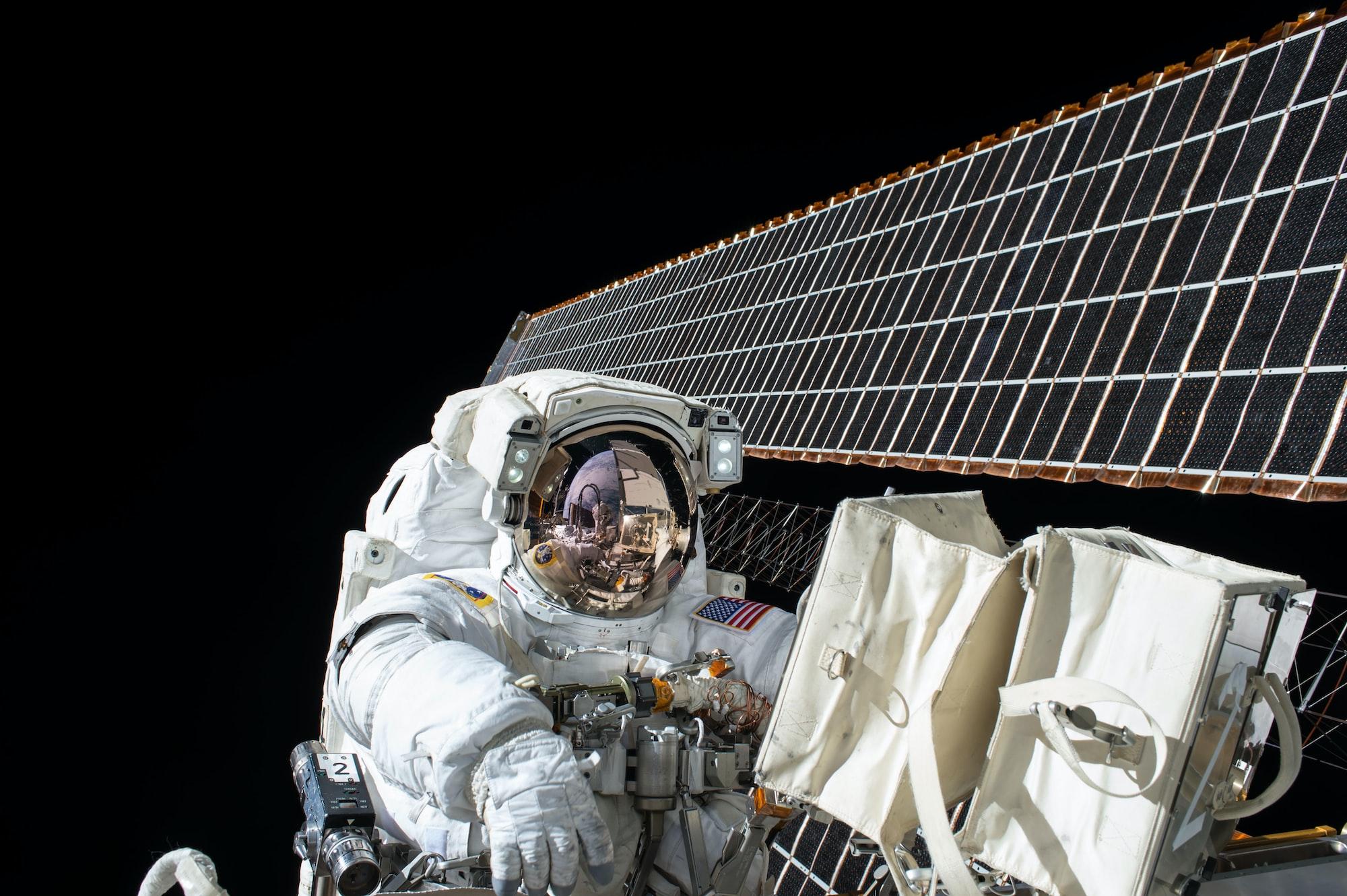 NASA ลุยสร้าง Blockchain Solution สำหรับการสื่อสารทางอวกาศ