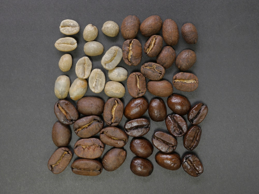 brown coffee beans