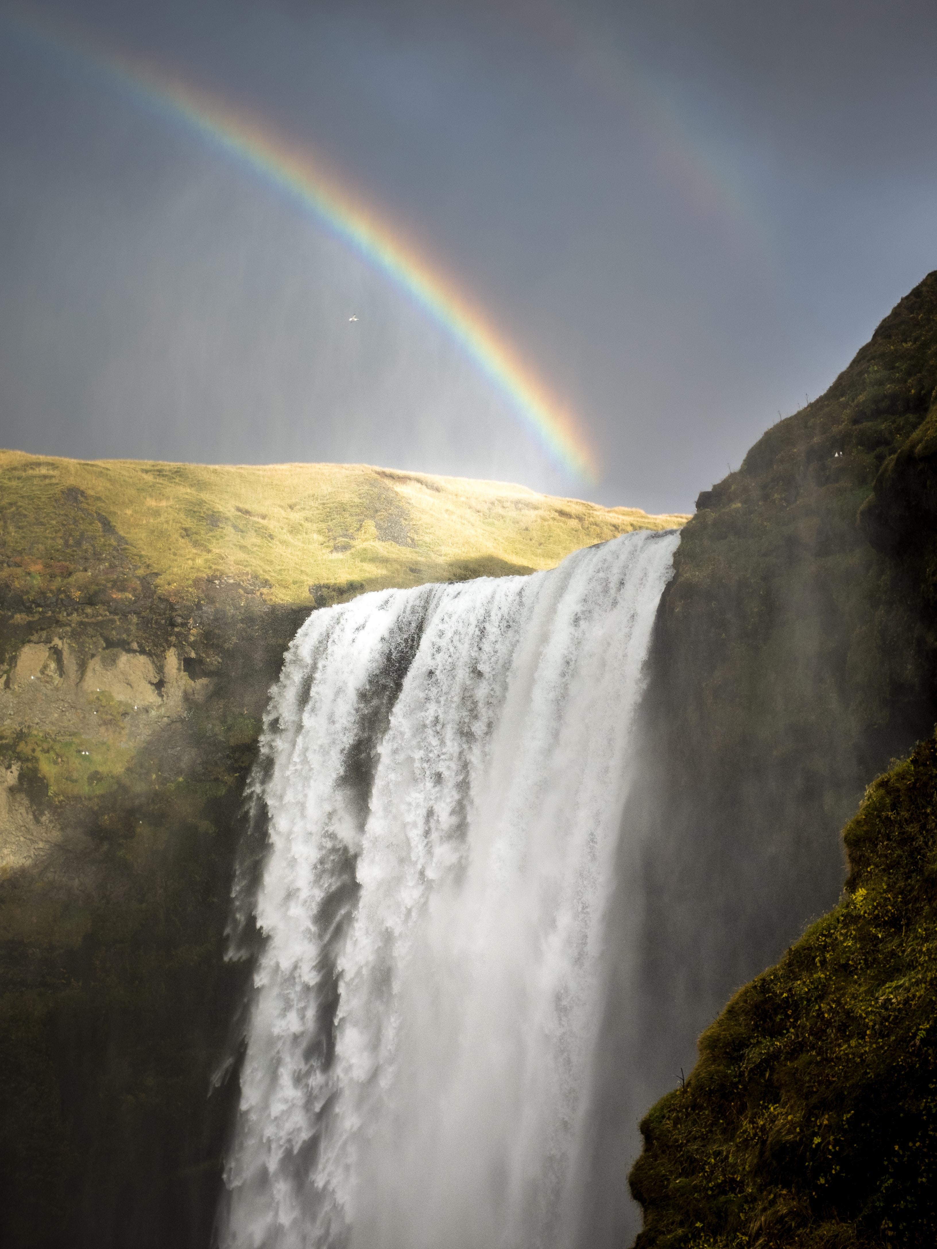 Kaietuer waterfalls