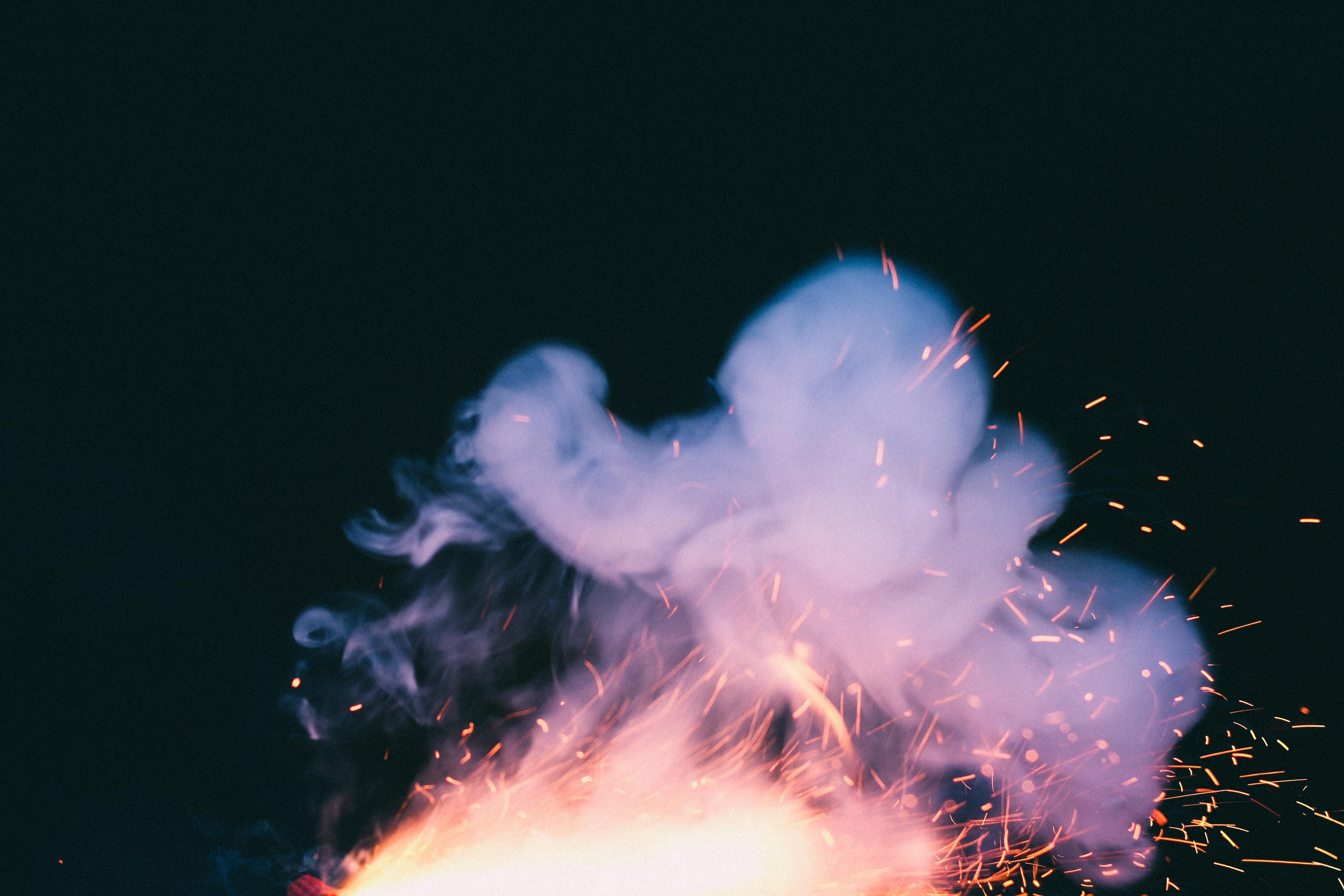 fireworks display photography