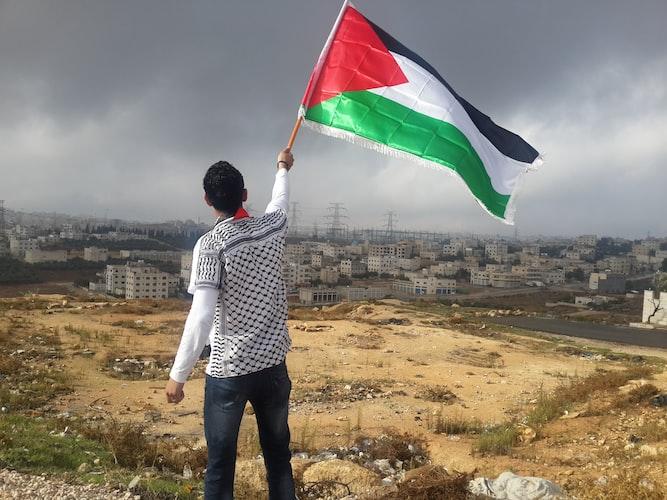 Cangkeman Palestina-Israel