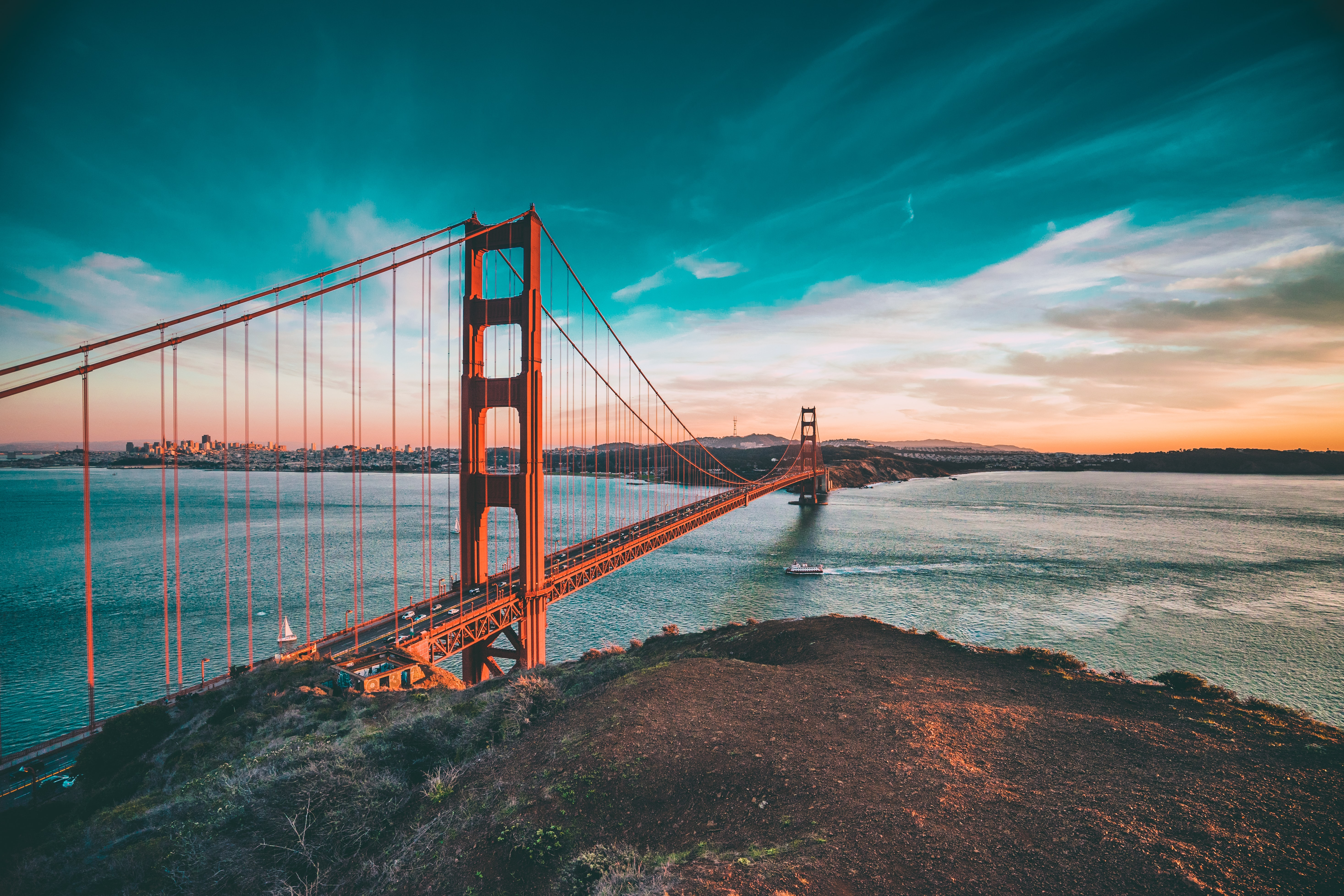 Golden Gate Bridge Wallpapers Wallpaper