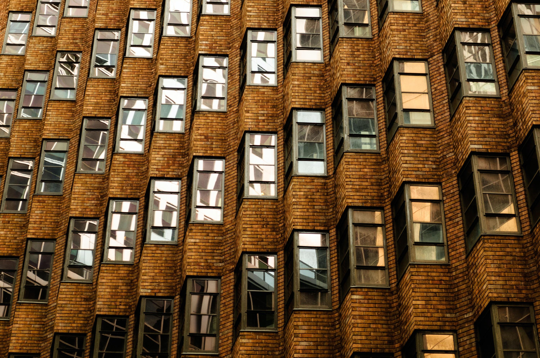 photo of brown concrete building