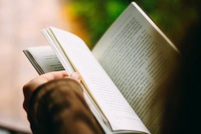 散歩しながら読書する5つの理由
